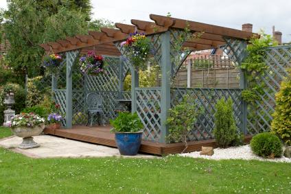 iStock_000006625547_ExtraSmall - Great Patio Cover Design Options - Pergola, Closed Roof, Gazebo