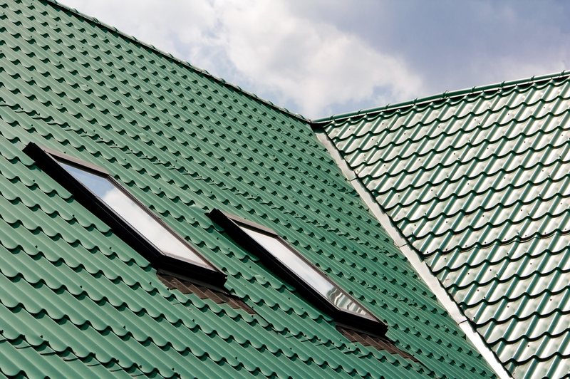 A Very Close Look At Metal Roofing Types Pros Cons And