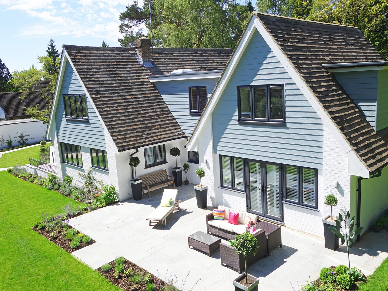 new england home roof