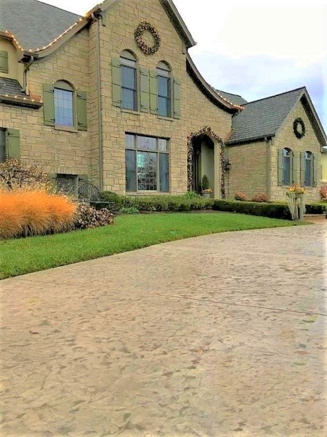 Stamped Concrete: Why Is It the Most Popular Material For Driveways?