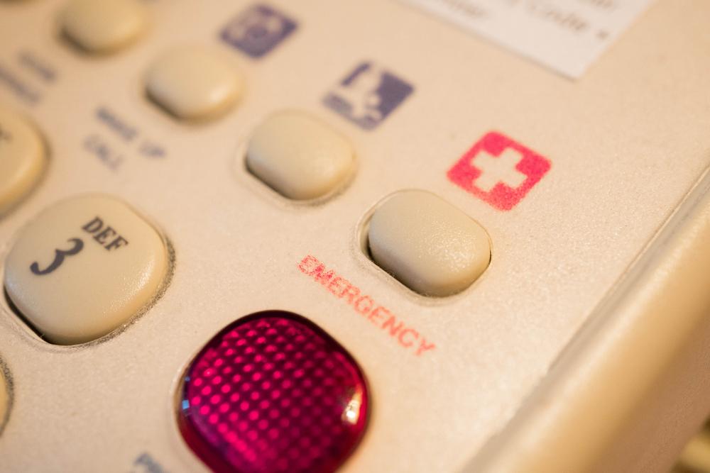 An,Emergency,Button